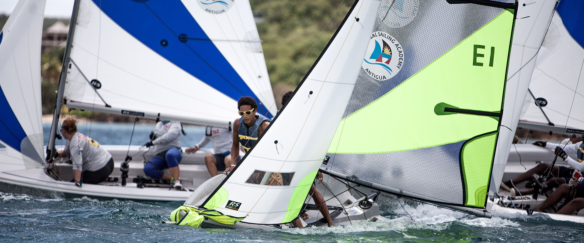 RS Sailing family