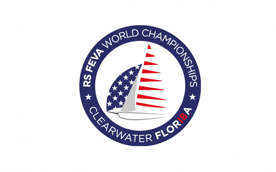 RS Feva World Championships logo