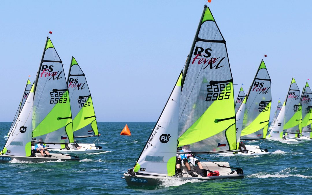 RS Feva World Championships 2018 presented by PA Consulting and Allen Performance Hardware