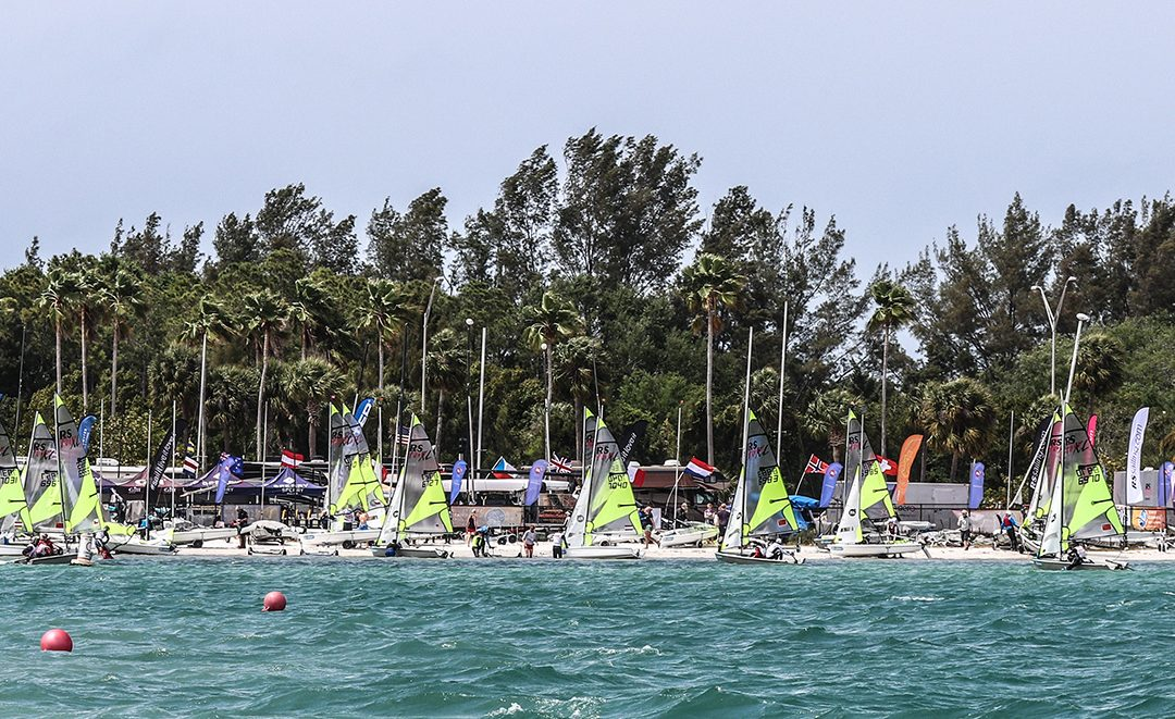 RS Feva World Championship 2018 – Presented by PA Consulting Group and Allen Performance Hardware