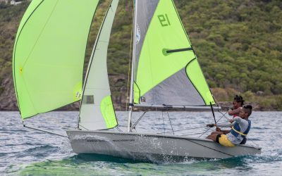 Caribbean Sailing Week 2019