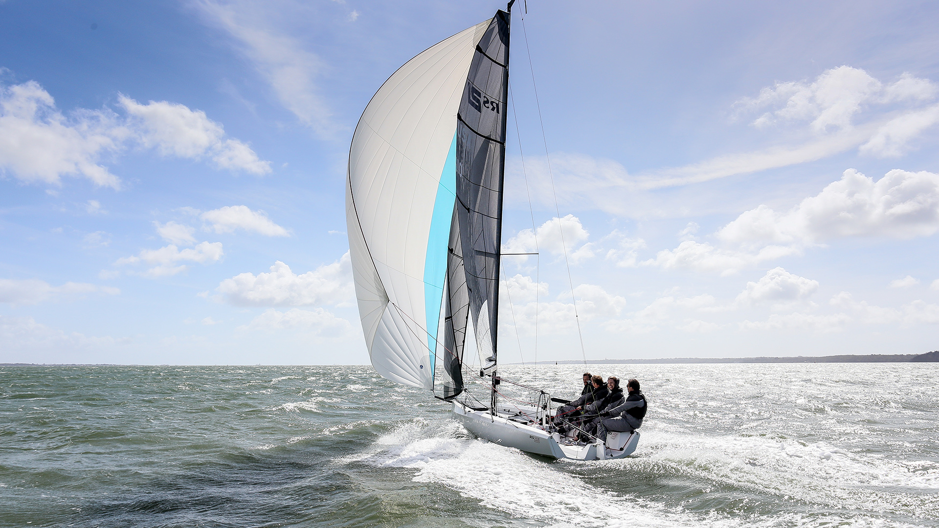 progressive keelboat solution for club programs and sailor
