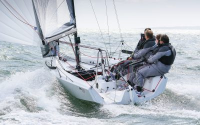 RS21 Keelboat – Technical Development