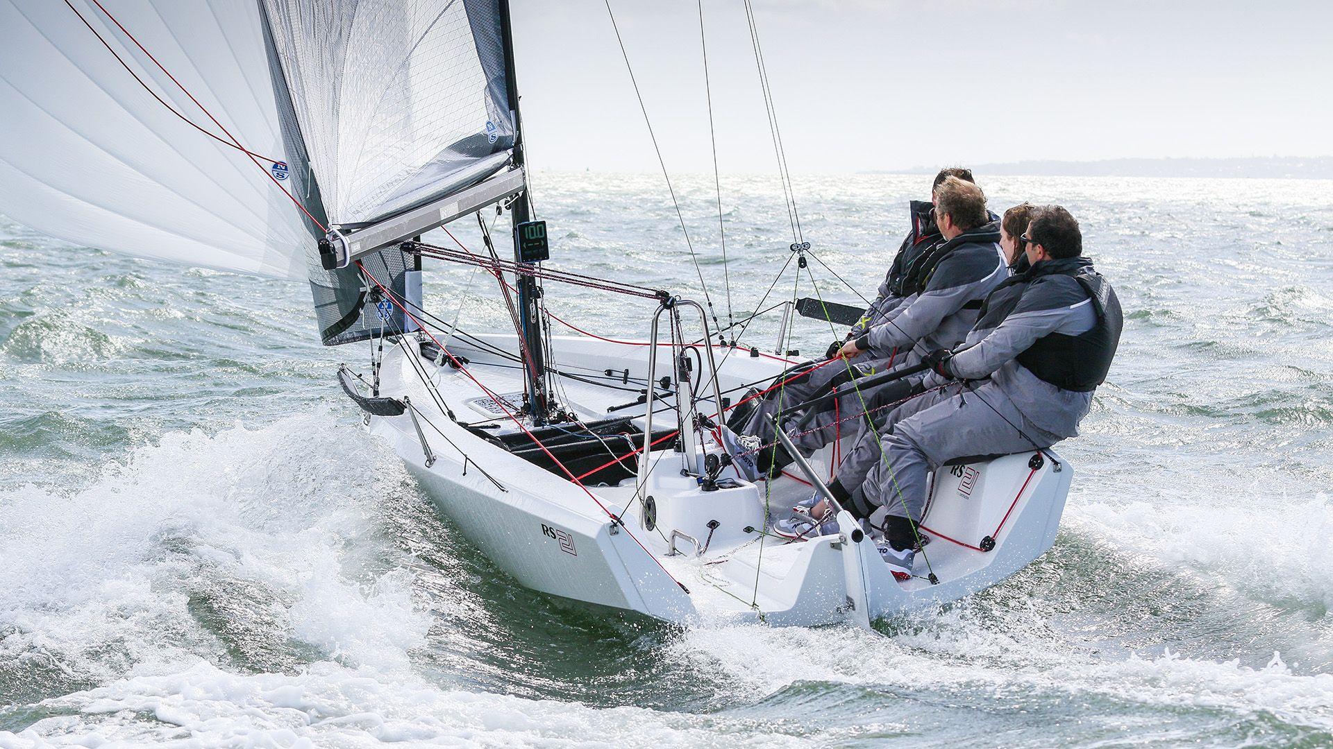 progressive keelboat solution for club programs and sailor teams