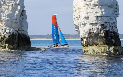 Have a Sailing Adventure in an RS Dinghy!