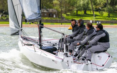 RS Sailing collaborate with Racegeek