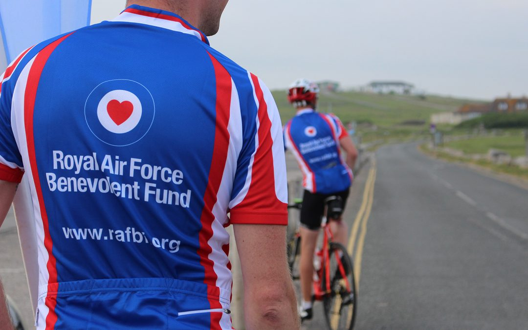 RAF Benevolent Fund – Bike vs Boat Challenge