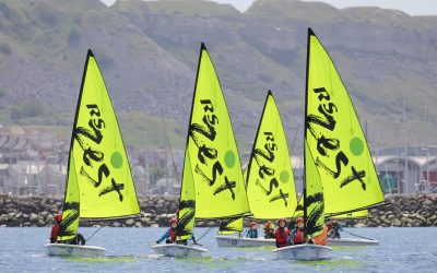 IAPS National Sailing Regatta – Andrew Simpson Watersports Centre