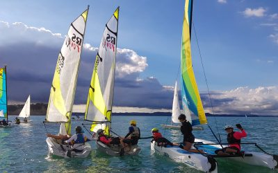 NZ Summer Roundup – Russell Coutts Sailing Foundation