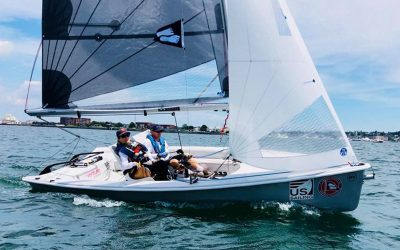 Sailing Scuttlebutt – Adapting the needs for para sailing