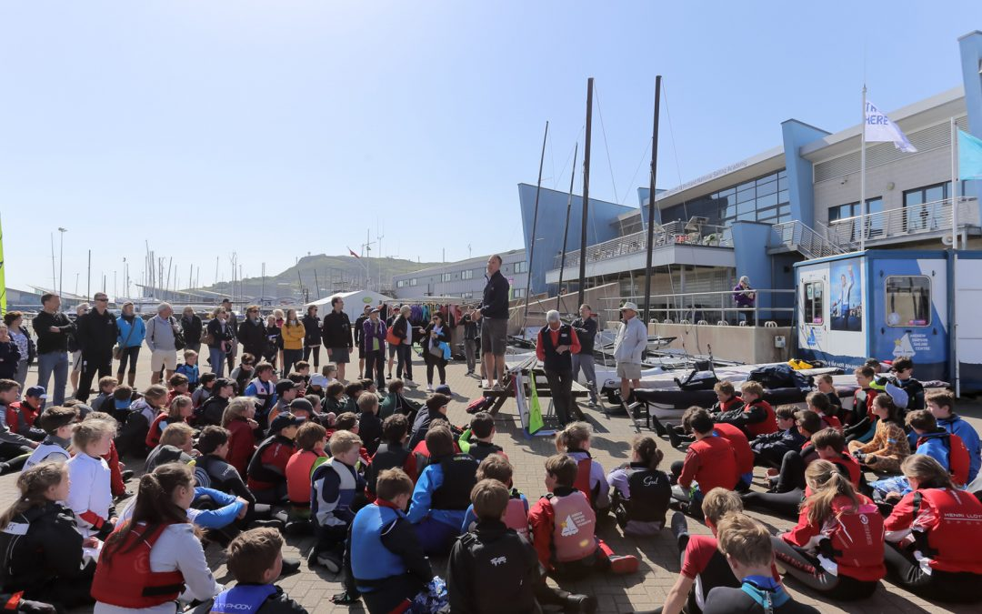 RS Games – Weymouth and Portland National Sailing Academy