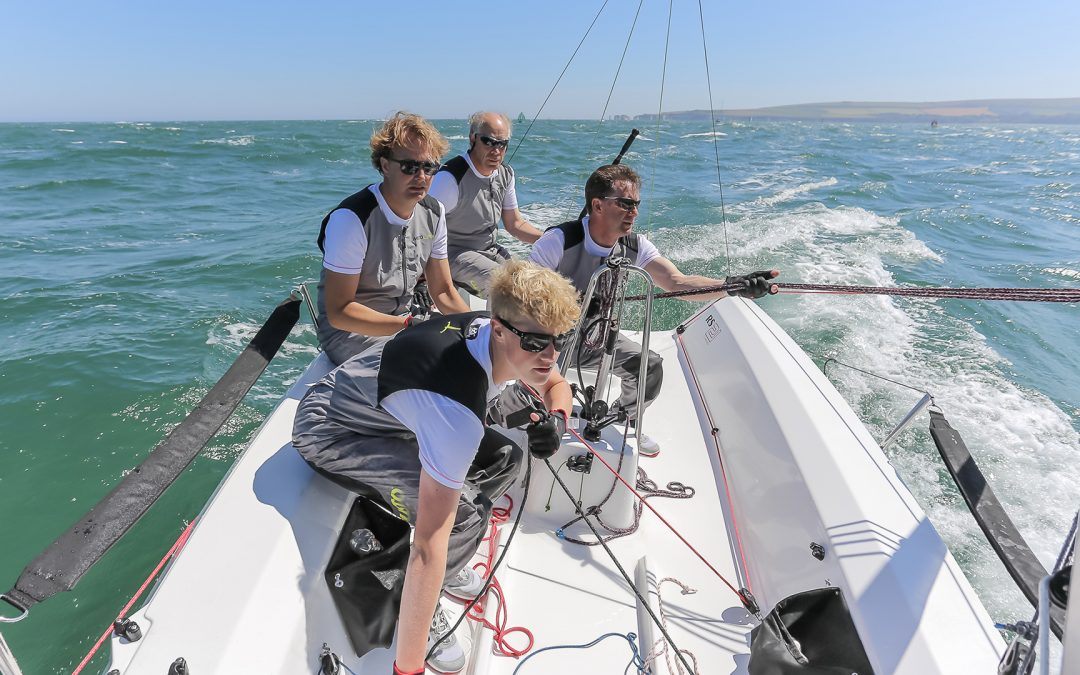 RS21: Wins Sailing World 2019 Keelboat Award