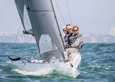 RS21 Sailing - Poole Harbour - Phil Jackson