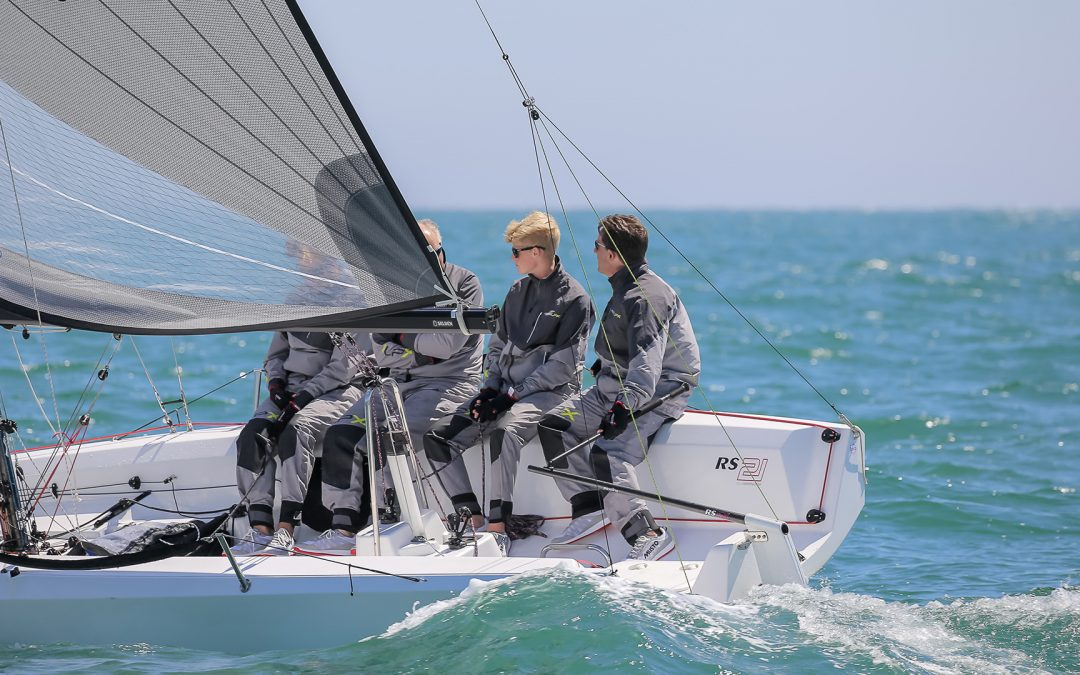 RS21 charters available for Helly Hansen Nood Regatta San Diego And Charleston Race Week