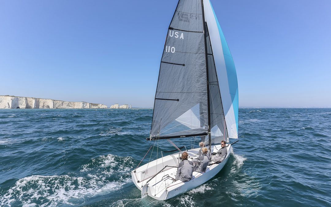 Keelboat sailing the RS way, the boat affordable for clubs and centres