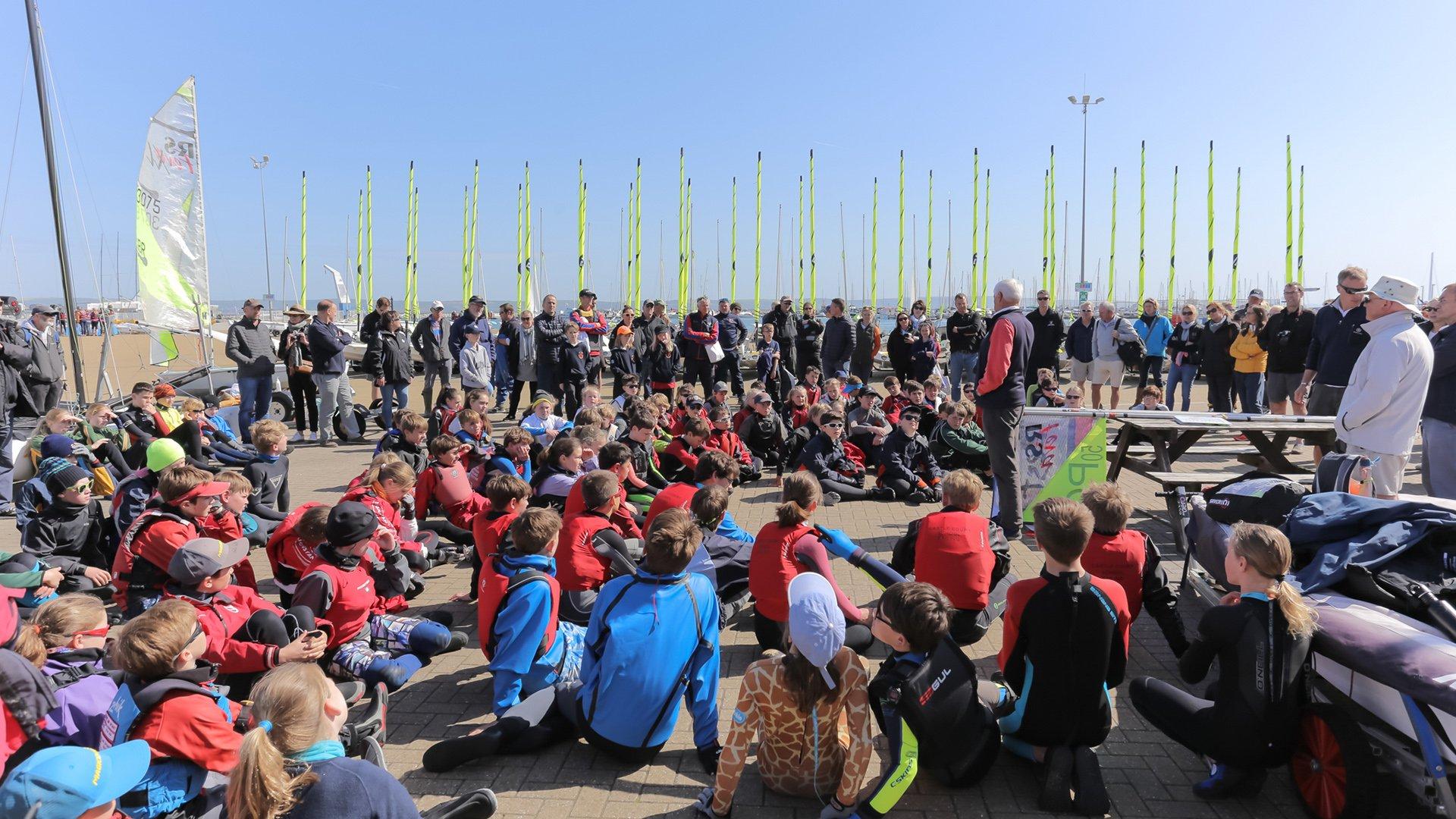 WPNSA - 2012 Olympic Sailing Venue