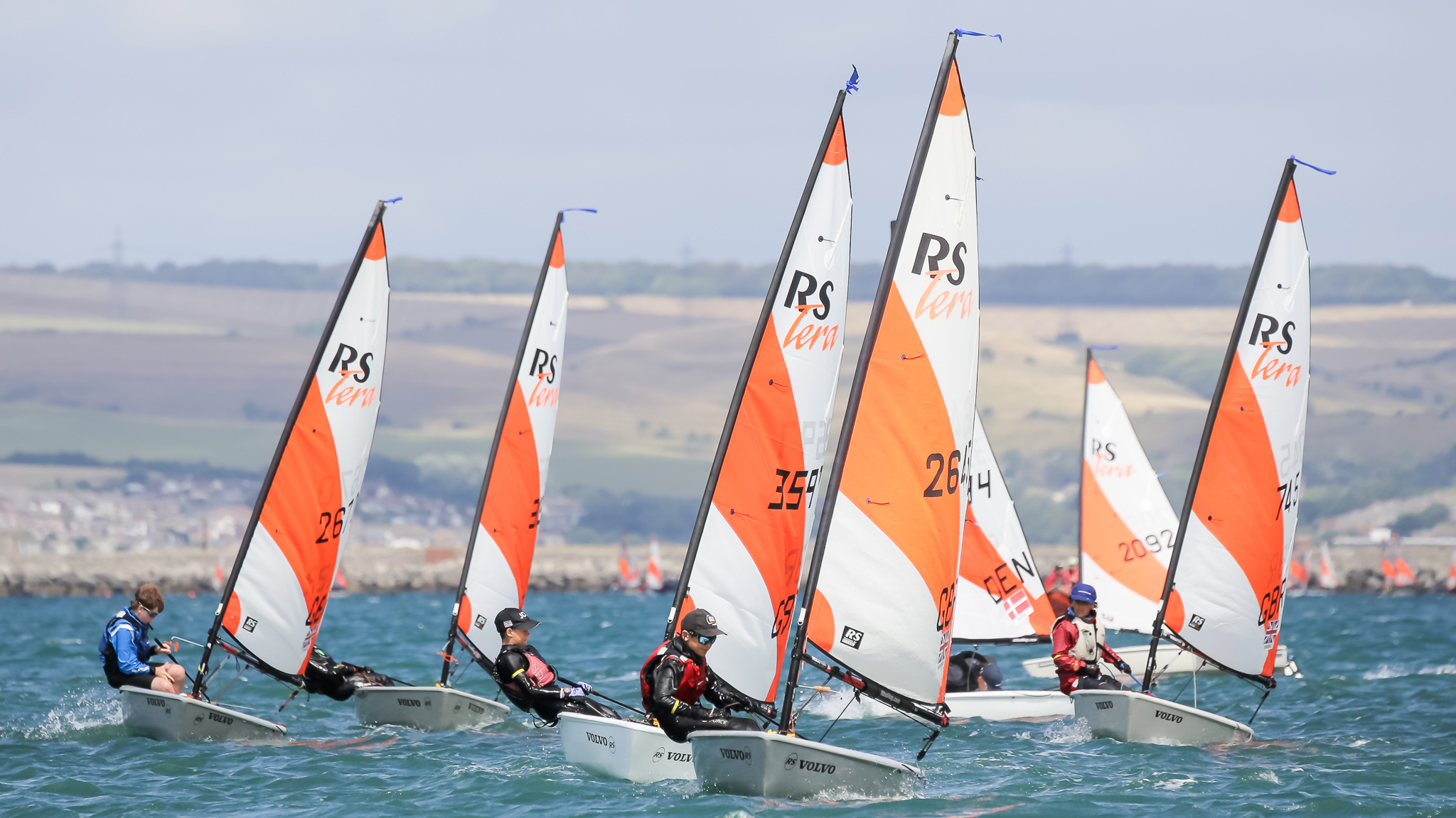 Rs Tera Sailing Addictive From Young Novice To