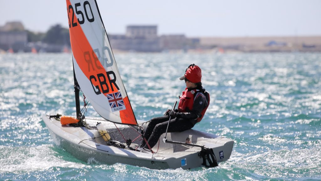 RS Tera, sailing addictive – from young novice to ...