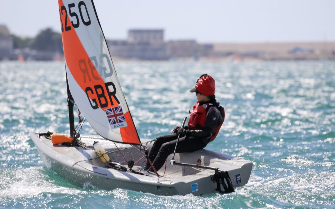 RS Tera – from young novice to international competition – makes sailing addictive