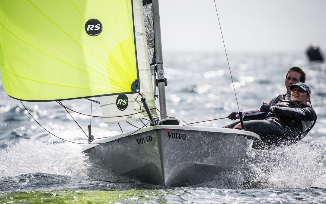 Head to the RS Sailing Store to keep snug on the water this winter!