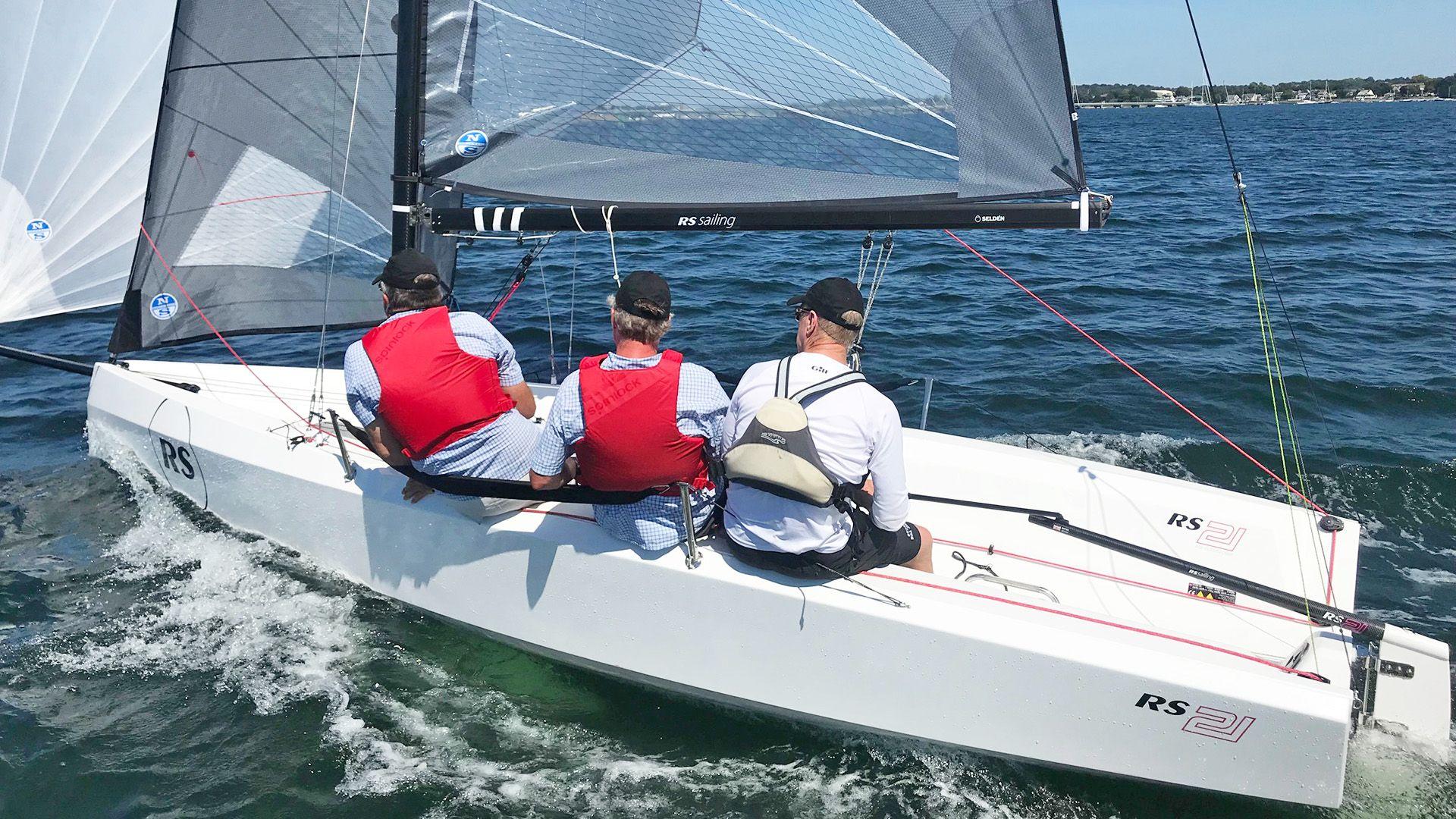 Sailing World BOTY Test - RS21