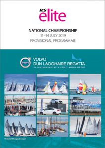 RS Elite National Championship 2019 Dun Laoghaire