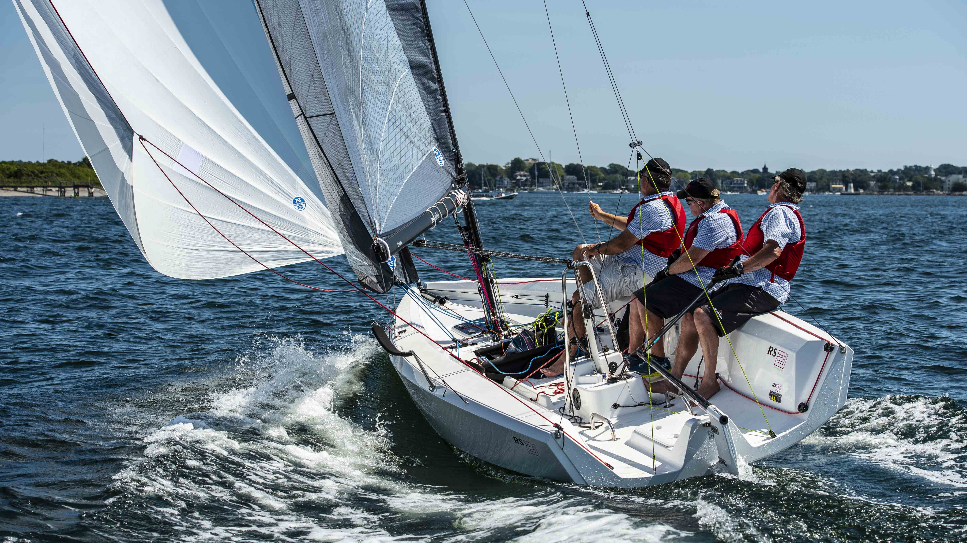 SAIL Best Sail Awards RS21