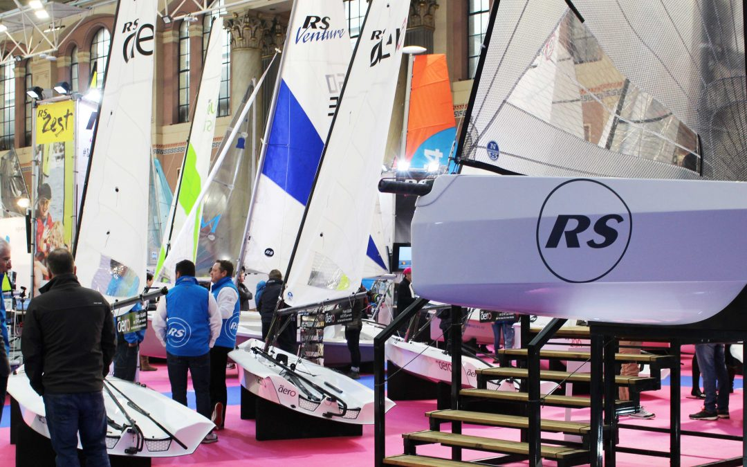 Dinghy Show: What's on