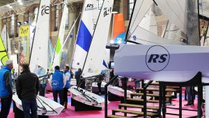RS Sailing collaborate with Race Geek