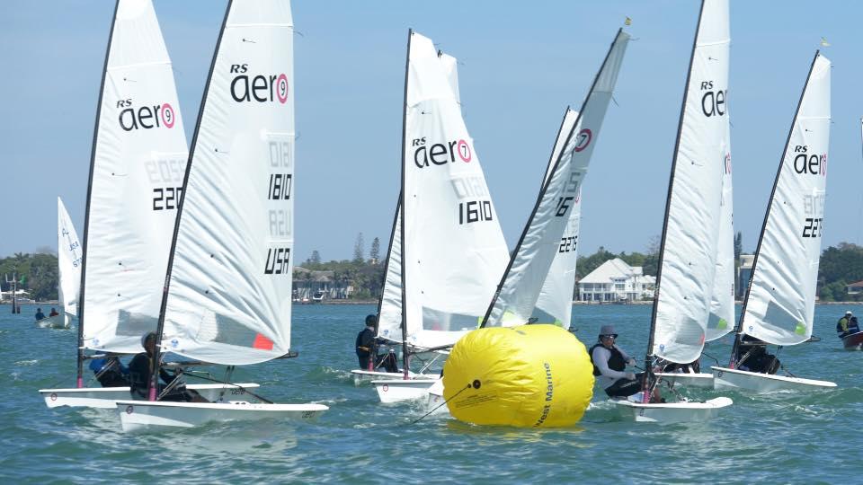 Richmond Yacht Club – Sail a boat day