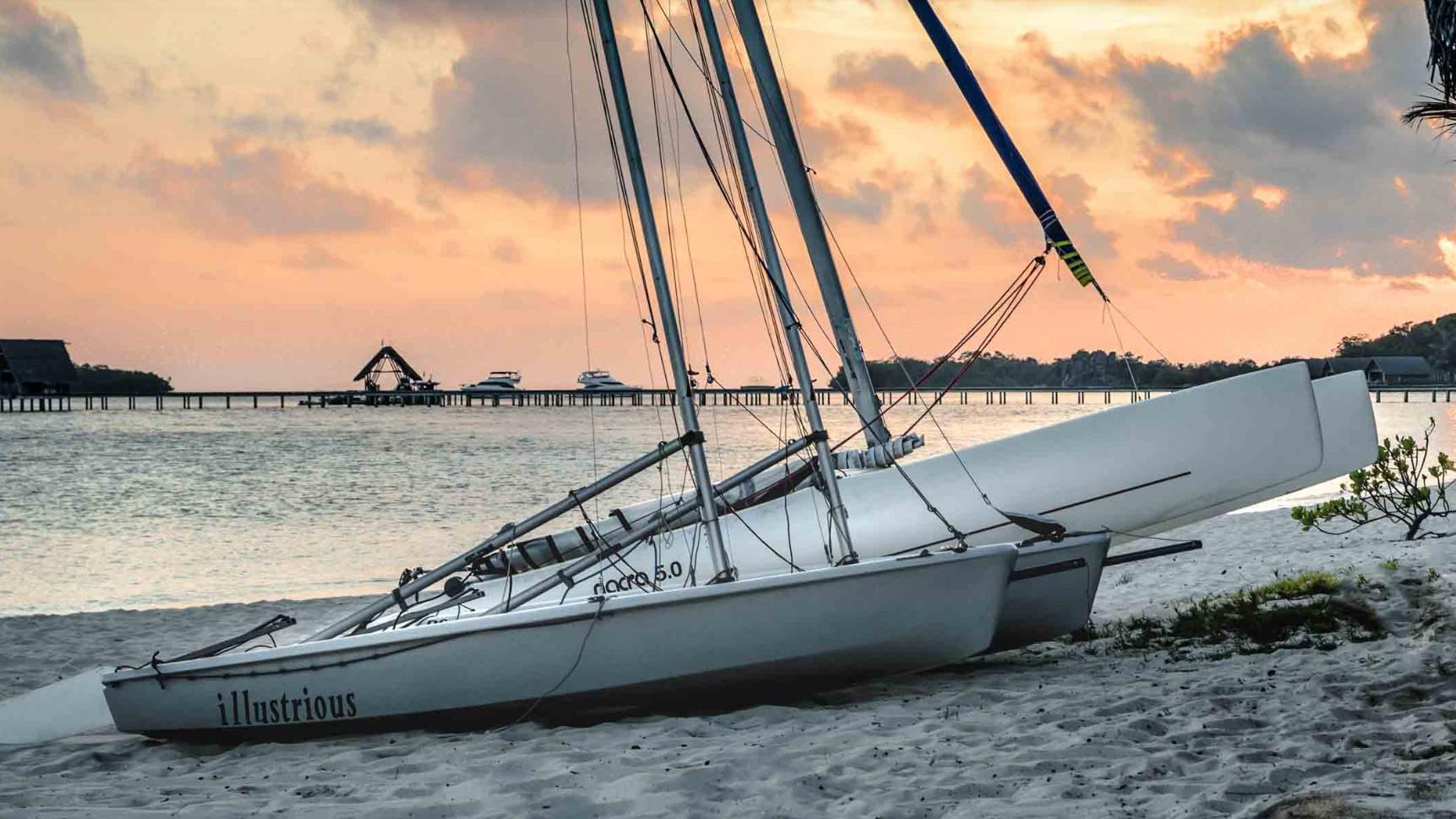 RS Sailboat
