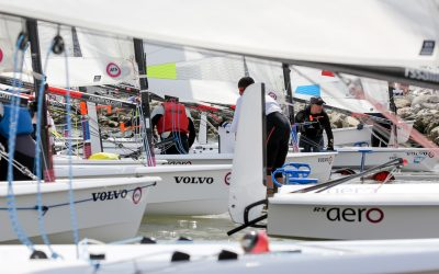 RS Aero UK Youth Championships 2020