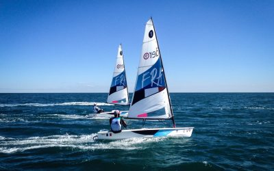 RS Aero – Top scorer in Olympic Single-Hander Evaluation Report