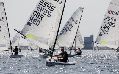 The North is calling all RS Aero sailors!