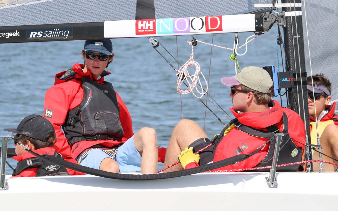 RS21 review from the SDYC Youth Team – San Diego NOOD