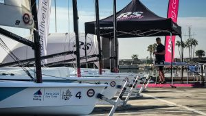 RS Aero Sea Trials