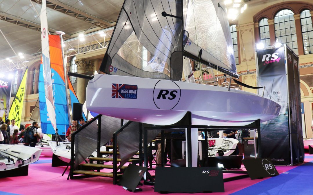 RS21 Dinghy Show
