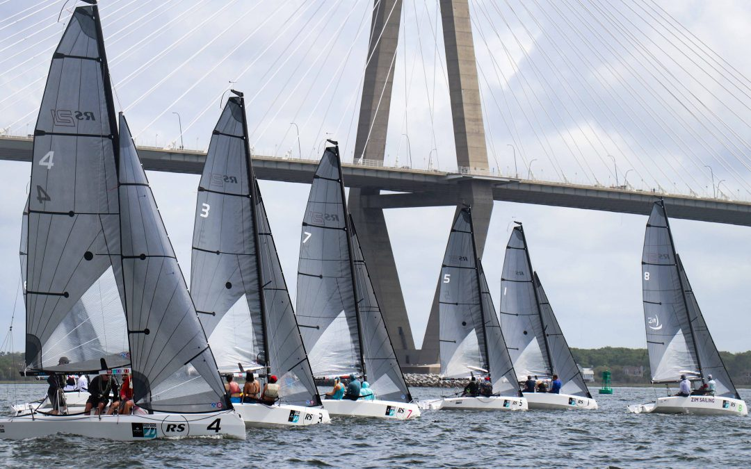 RS21 Charters available at Charleston Race Week – early bird offer extended!