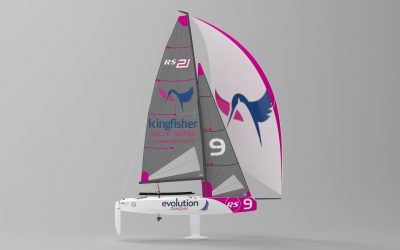 Kingfisher Yacht Ropes announced as British Keelboat League boat Sponsor