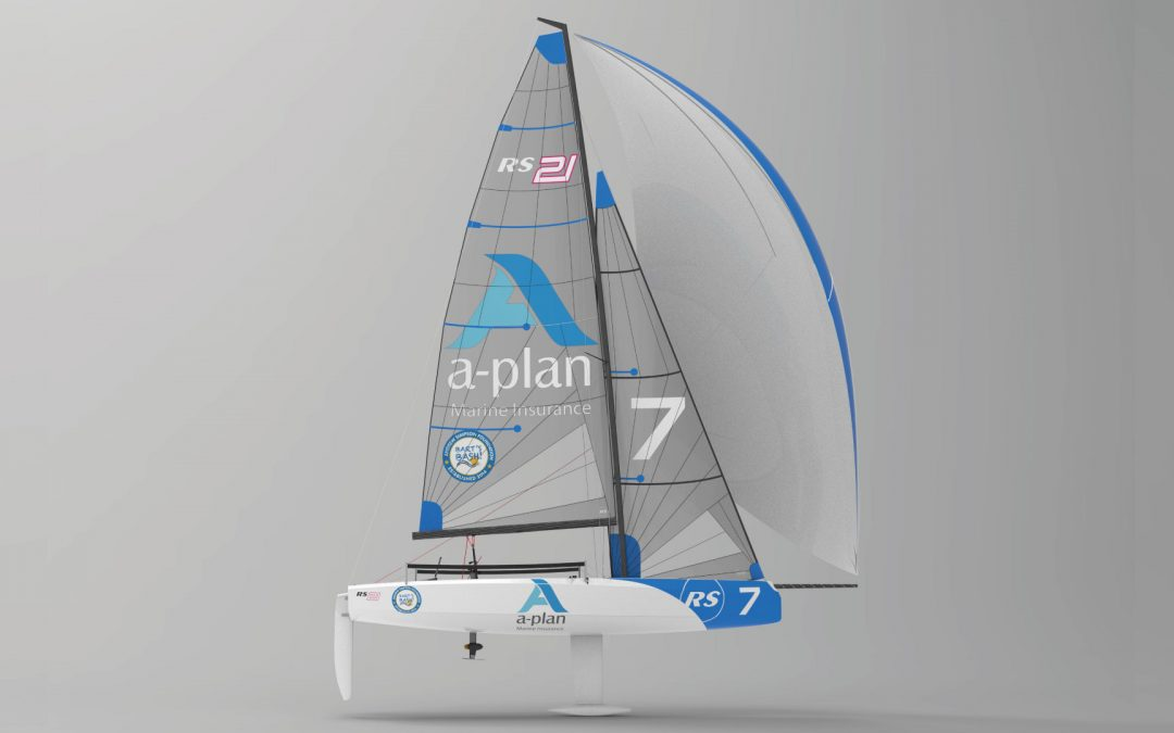 A-Plan Insurance announced as first British Keelboat League Sponsor