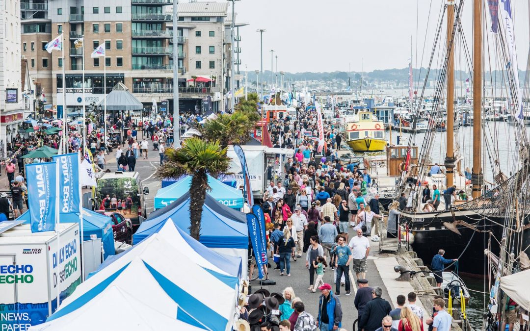 RS Sailing are exhibiting at Poole Boat Show (7-9th June)
