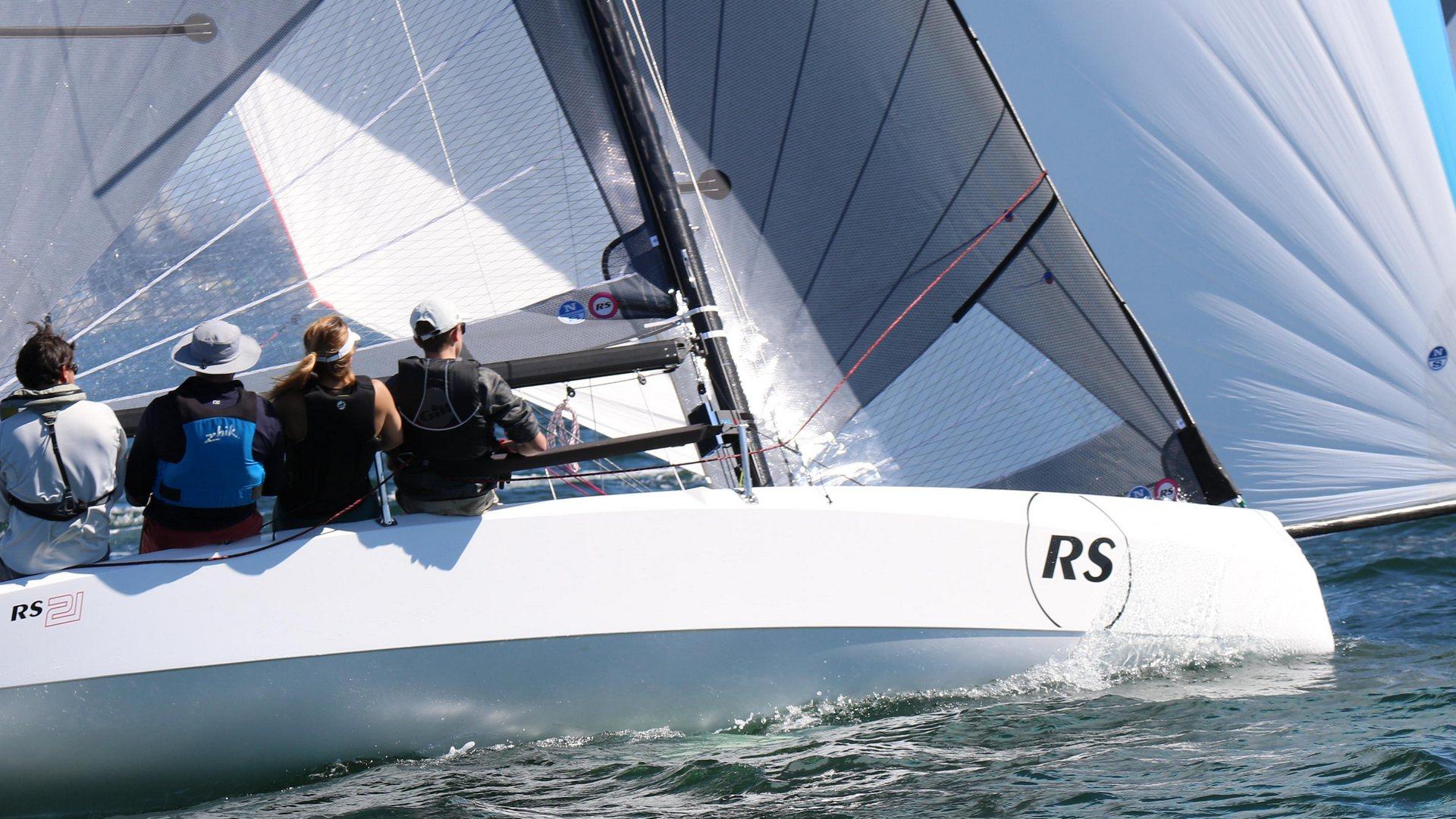 Zealous Zim Sailing lead the way in Annapolis NOOD Regatta