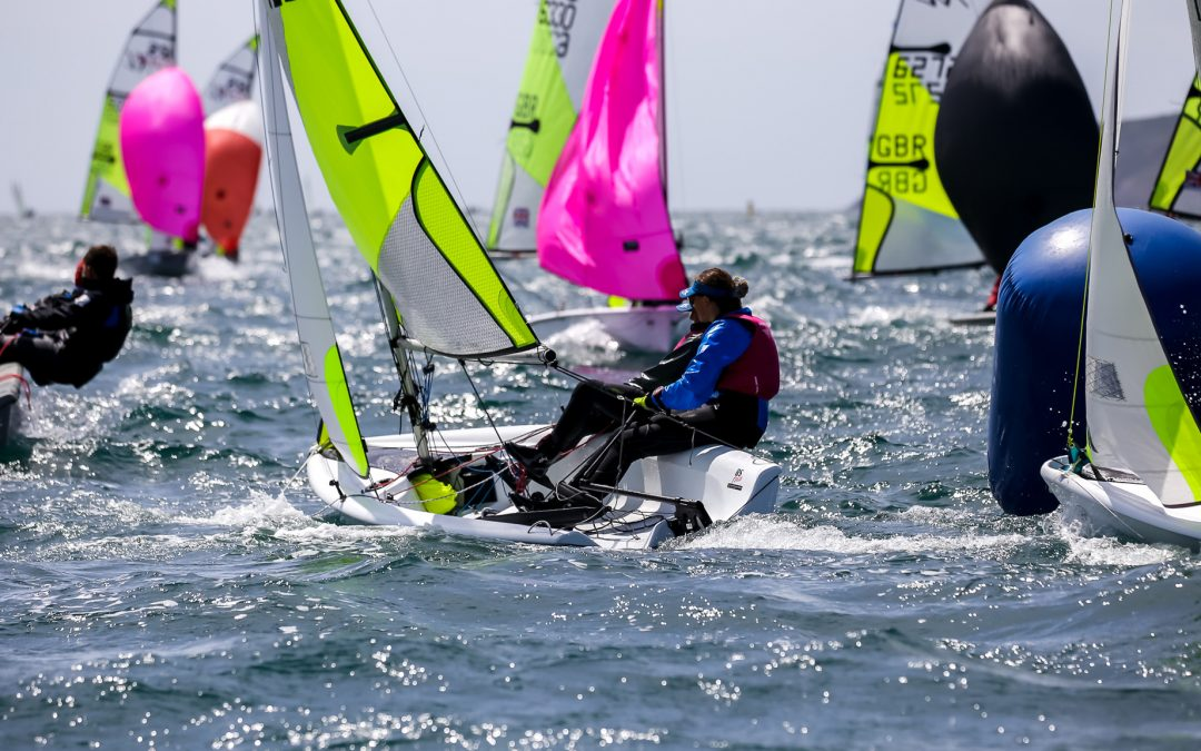 RS Feva XL to be featured as primary sailboat for Siebel Sailors Program