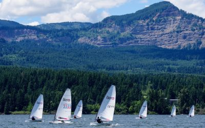 RS Aero North American Championships take on the Gorge!