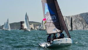 Round the Island Race 2019 – RS21 wins the Sportboat Class