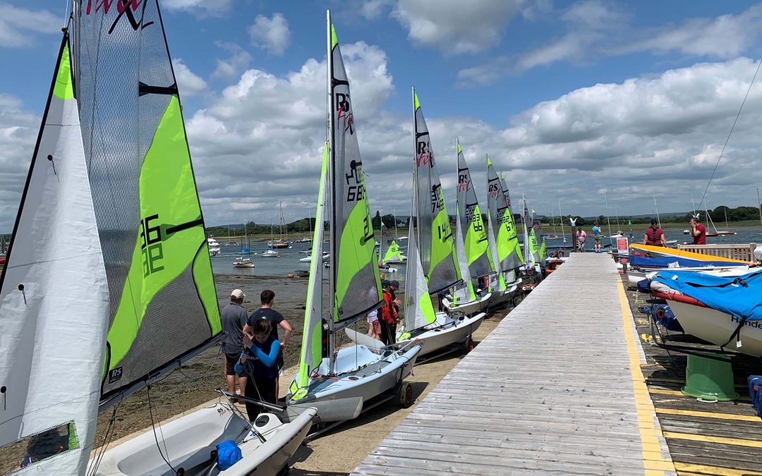 The 67th Itchenor Schools Sailing Championships delivers incredible racing!