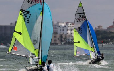 RS Feva World Championships 2019 is set to be the biggest yet!