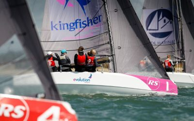 RS21s Debut at Cowes Week 2019