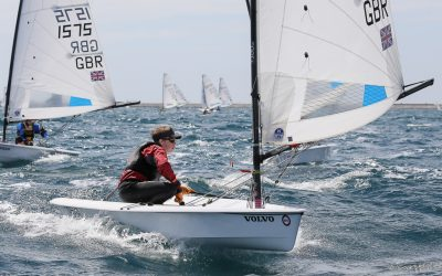 Young blood is pumping in the RS Aero Class as their Youth sailors head to Rutland Sailing Club for the 3rd RS Aero UK Youth Championship