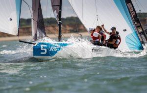The British Keelboat League